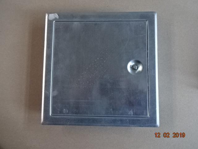 Revisionst/ür Softline 45x45cm weiss